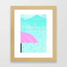 The Umbrellas of Cherbourg Framed Art Print