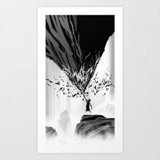 Parker's Quest Art Print