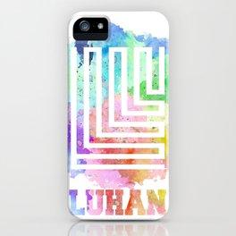 LU iPhone Case