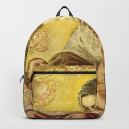 Tintoretto - The Madonna of the Stars Backpack