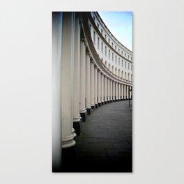 Park Crescent, London Canvas Print