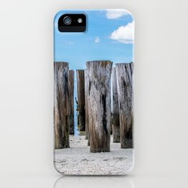 Pilar Beach iPhone Case