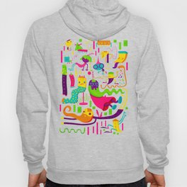 The Weirdos Hoody