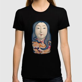 Matrioska japonesa T-shirt