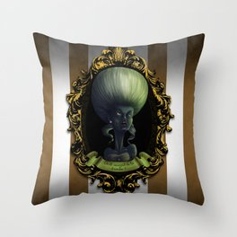 RBORN Throw Pillow