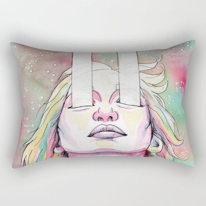 high beams Rectangular Pillow
