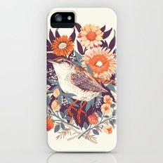 Wren Day iPhone SE Slim Case