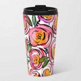Rosie Posies Travel Mug