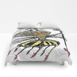 Queen Bee of Color Comforters