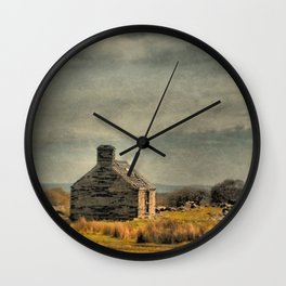 Is There Anyone at Home? Wall Clock
