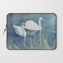 Royal Birds Laptop Sleeve