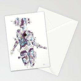 Alpha Stationery Cards