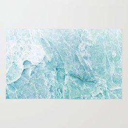 Sea Dream Marble - Aqua and blues Rug