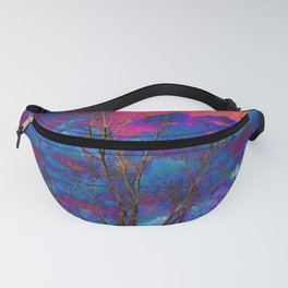 Warm Winters Day Fanny Pack