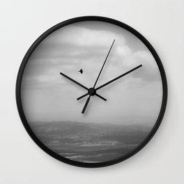 HAZY DAYZ Wall Clock