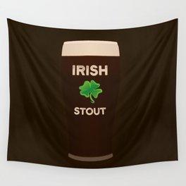 Irish Stout Wall Tapestry