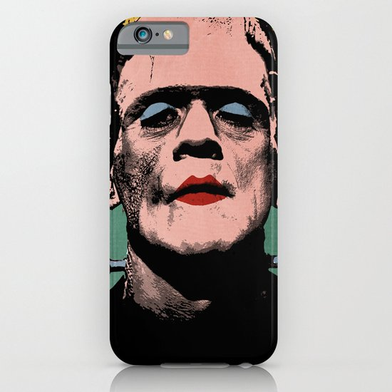 The Fabulous Frankenstein's Monster iPhone & iPod Case
