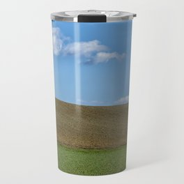 BETWEEN EARTH AND SKY Travel Mug