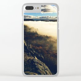 Lake of the Clouds Clear iPhone Case