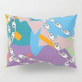 Follow your instinct Pillow Sham