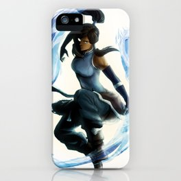 Korra Avatar State iPhone Case