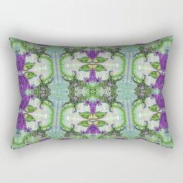 Garden Play 1 Rectangular Pillow