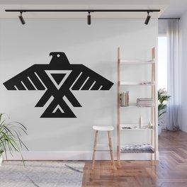 Thunderbird flag - Authentic Hi Def Wall Mural