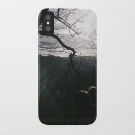 Magical woods iPhone Case