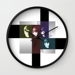 icons Wall Clock