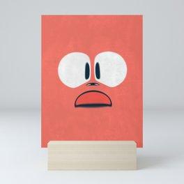 Oh No!  Mini Art Print