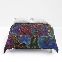 Super Moon Comforters