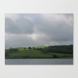 Wimbleball UK Scene Canvas Print