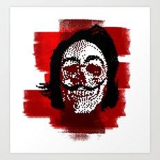 Salvador POSTportrait Art Print
