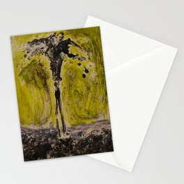 Stick Man Stationery Cards