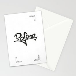 refine Stationery Cards