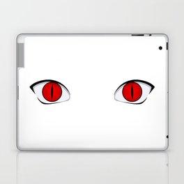 Demon Fox Eyes Laptop & iPad Skin