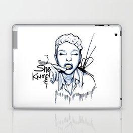#STUKGIRL Danielle Laptop & iPad Skin