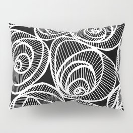 Midnight Roses Pillow Sham