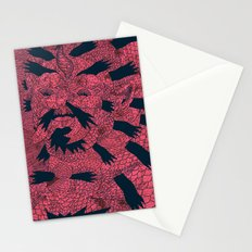 Underwater King of Onion Rings Stationery Cards