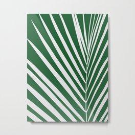 Tropical plants IV Metal Print