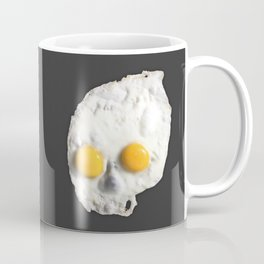 Egg Skull Coffee Mug