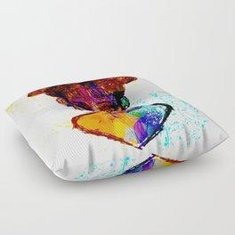 Color Xplosion Floor Pillow