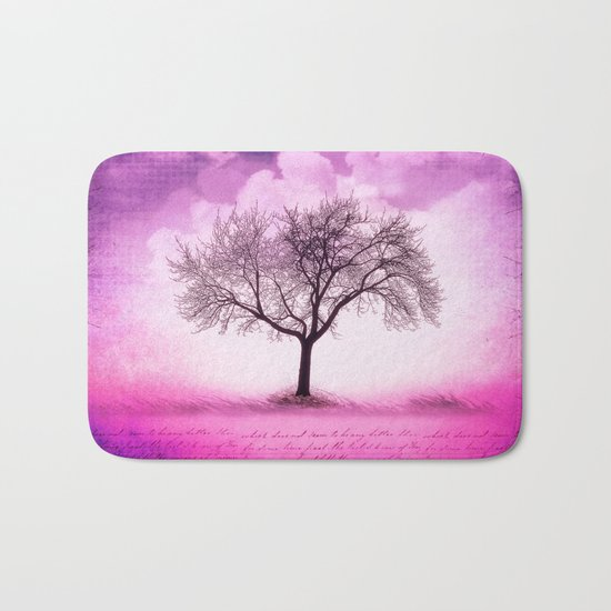 art tree Bath Mat