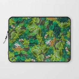Moss Cluster Laptop Sleeve
