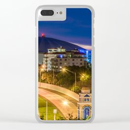 The Trop Clear iPhone Case