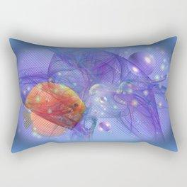 Fish world Rectangular Pillow