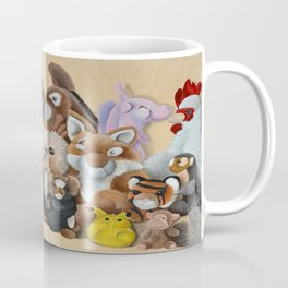 ET (keeper of the toys) Coffee Mug
