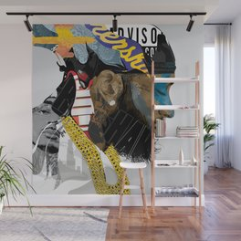 Victory Lap Wall Mural