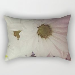 Flower print #3 Rectangular Pillow