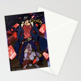 SET THE PACE AGAIN Stationery Cards